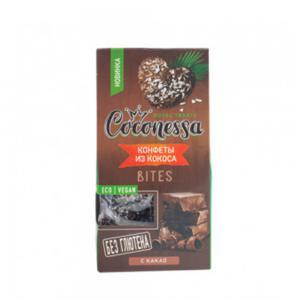 Конфеты из кокоса с какао (Coconessa, 90 г)