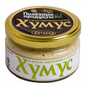 Хумус со вкусом маринованных огурчиков (200 г)
