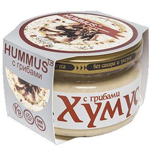Хумус с грибами (200 г)