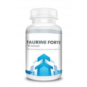 Таурин Форте (30 кап)